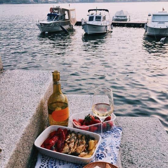 Wine on Venice