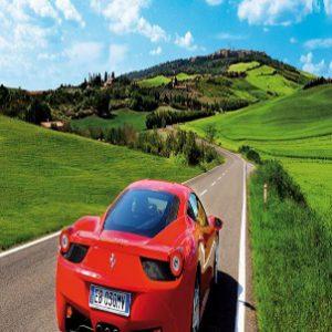 Ferrari trip