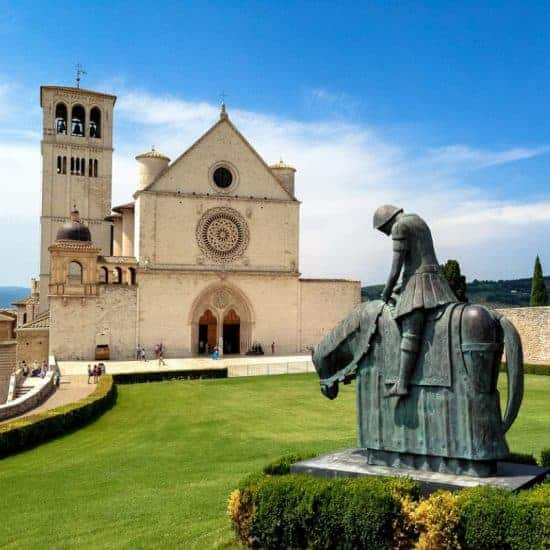 Assisi's church