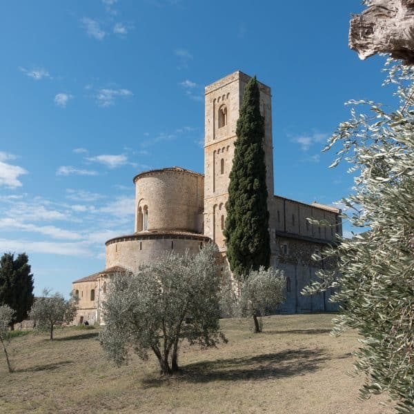 Remote monastery